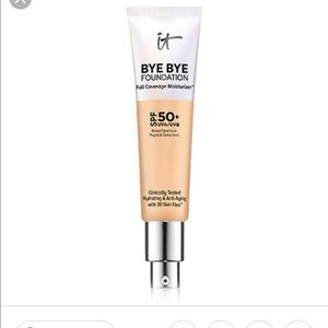 It cosmetics bye bye foundation- shade medium